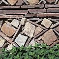Stone Wall by Chris Selby