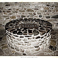 Stone Well At Old Fort Niagara by Rose Santuci-Sofranko
