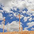 Stone Wind Mills by Robert Chartier