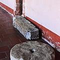 Stone Wood And Iron by Viktor Savchenko