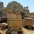 Stone Work Selinunte by Caroline Stella