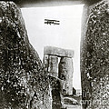 Stonehenge 1914 by Science Source