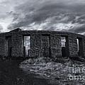 Stonehenge Of America by Mike  Dawson