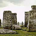 Stonehenge Panorama by Jon Berghoff