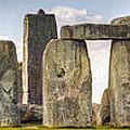 Stonehenge Panorama by Yhun Suarez