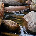 Stones Flow by Christi Kraft