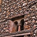 Sunlight On Castle Walls by Brenda Kean