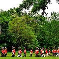 Battle Of Stoney Creek 1812 by Danielle  Parent