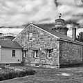 Stonington Lighthouse 15328 by Guy Whiteley
