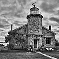 Stonington Lighthouse 15328b by Guy Whiteley