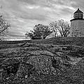 Stony Point Lighthouse by Joan Carroll