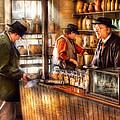 Store - Ah Customers by Mike Savad