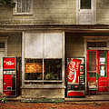 Store Front - Waterford Va - Waterford Market  by Mike Savad