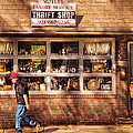 Store -  The Thrift Shop by Mike Savad