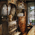 Store - Turn Of The Century Soda Fountain by Mike Savad