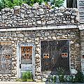 Abandoned Storefront  by Pam Schmitt