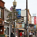 Storefront Shops In Truckee California 5d27489 by Wingsdomain Art and Photography