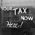 Storefront Sign, 1939 by Granger