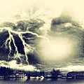 Storm And Flood by Diane Dugas