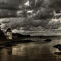 Storm Approaching by Greg DeBeck