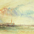Storm At Sunset, Venice, C.1840 by Joseph Mallord William Turner