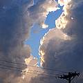 Storm Clouds 4 by David G Paul
