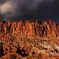 Storm Clouds Capitol Reef National Park Utah by Dave Welling