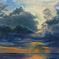 Storm Clouds Over P-town by Phyllis Tarlow