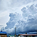 Storm Clouds by Paul Williams