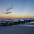 Storm Drain - North Wildwood by Bill Cannon