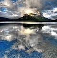 Storm Mountain by David Andersen