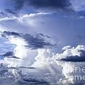 Storm Of Namibia by Jennifer Van Niekerk