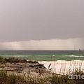 Storm Offshore At Destin Florida by John Harmon