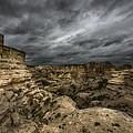 Storm On The Plains  by Garett Gabriel