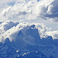 Storm Over Fitz Roy 1 by Michele Burgess
