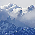 Storm Over Fitz Roy 2 by Michele Burgess