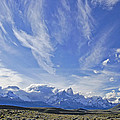 Storm Over Fitz Roy 4 by Michele Burgess