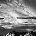 Storm Over Sedona by Dave Bowman