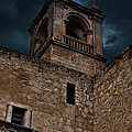 Storm Over The Alcazaba - Antequera Spain by Mary Machare