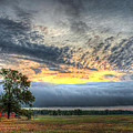 Storm Rolling Through by Brook Burling