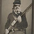 Storm Trooper Star Wars Antique Photo by Tony Rubino