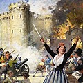 Storming The Bastille by English School