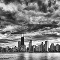 Storms Over Chicago by Margie Hurwich