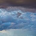 Stormy Blues - Casper Wyoming by Diane Mintle