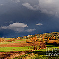 Stormy Countryside by Tim Holt