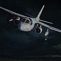 Stormy Flight by Jim Markiewicz