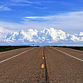 Stormy Highway by Pam Romjue