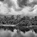 Stormy Lake Trafford by Carolyn Marshall