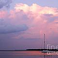 Stormy Seas Ahead by Larry Ricker