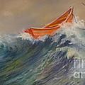 Stormy Seas by Leona Ottenheimer